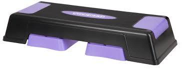 "<b>Степ</b>-<b>платформа Torneo</b> ""Step Board"", цвет: серый, сиреневый ..."