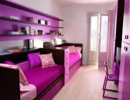 Small Bedroom For Two Two Tone Stripes Wall Paint Ideas Small Bedroom Ideas For Teenage