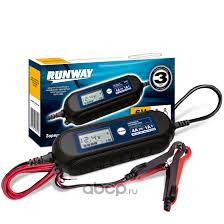 RUNWAY RR105 Зарядное <b>устройство RUNWAY Smart car</b> ...