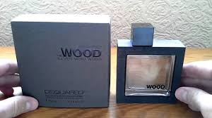 DSQUARED² <b>He Wood Silver</b> Wind Wood Review - YouTube