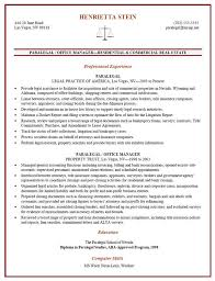 Job Cover Letter Examples   entry level paralegal resume