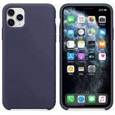 <b>Чехол</b> (<b>клип</b>-<b>кейс</b>) <b>Silicone</b> Case, для <b>Apple</b> iPhone 11 Pro Max ...