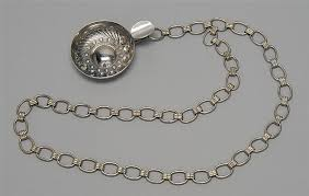 Image result for pictures of french silver tastevin