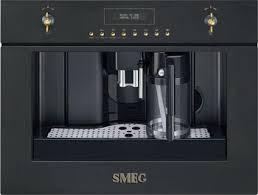 <b>Встраиваемая</b> автоматическая кофемашина <b>Smeg</b> CMS 8451 A ...