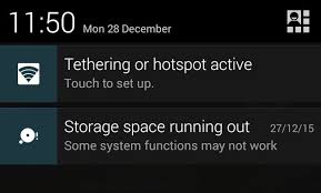 storage space running out insufficient storage solution for android adequate storage space
