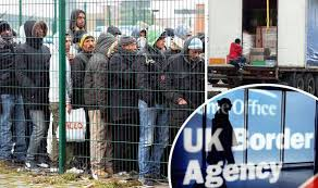 Image result for Foreign criminals will be banned from living in Britain under new visa checks launched this summer