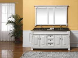 white double sink bathroom classic double vanities bathroom ideas design in original beech
