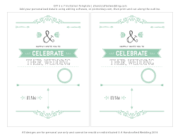 simple wedding invitation templates com wedding invitations templates farm wedding cards