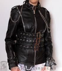 Мото-<b>куртка женская</b> First <b>Rock</b> Ladies — <b>Куртки</b> — Рок-магазин ...
