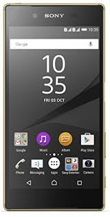 Sony Xperia Z5 Dual (Gold): Amazon.in: Electronics
