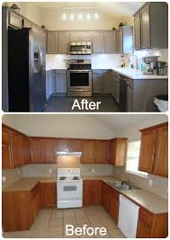 Kitchen Cabinet Makeover Diy The Duffle Family Diy Kitchen Makeover