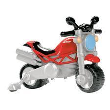 Игрушка-<b>каталка мотоцикл Ducati</b> Monster 18м+ <b>Chicco</b> - купить в ...