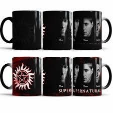 Detail Feedback Questions about <b>Supernatural</b> Mug Sam Dean ...