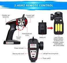 RC Cars Off-Road Remote Control Car 4WD 2.4Ghz ... - Amazon.com