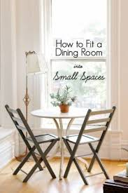 person dining room table foter: five ways to make room for a dining table even