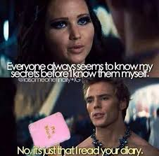 The Hunger Games Catching Fire Edit | Funny | Pinterest | Catching ... via Relatably.com