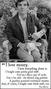 A Quote for Today :: The Funny Man, Steve Martin - Living Vintage via Relatably.com