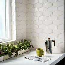Brilliant Ann Sacks Glass Tile Backsplash Made Barbara Barry Frame For Design