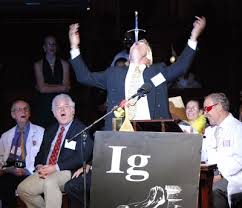Ig Nobel Prize winners