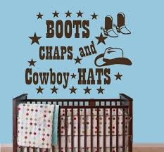 sun wall decal trendy designs: wall decals quotes boots chaps and cowboy hat decal boy room sticker decorchina