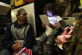 poverty makes financial decisions harder behavioral economics can emma savage 6 opens a birthday card given to her by her dad robert