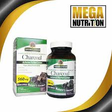 Nature's Answer <b>Charcoal Activated Purified Carbon</b> 560mg 90 ...