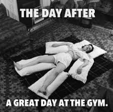 post workout memes - Google Search | Inspiration | Pinterest ... via Relatably.com