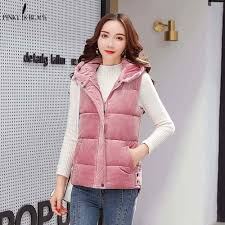 <b>PinkyIsBlack 2019</b> Hot selling Autumn Winter <b>Vest</b> Women female ...