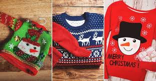 74 Ugly Christmas Sweater Ideas So You Can Be Gaudy and Festive