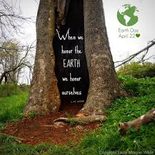 Happy Earth Day! « Therapeutic Landscapes Network