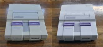 How to <b>Clean</b> Old, Yellowed <b>Plastic</b> on Retro Computers and Game ...
