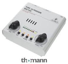 <b>Behringer MIC100</b> Tube Ultragain – Thomann UK