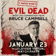 Watch Party Livestream of <b>Evil Dead</b>: With Live Commentary from ...