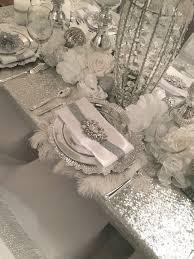 <b>Diamant</b> du Parris Inc. | <b>Christmas</b> table settings, Elegant <b>christmas</b> ...
