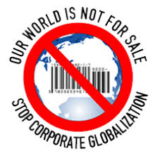 Our World Is <b>Not For Sale</b>: Home