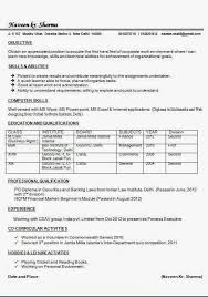 resumeformat26 download resume format freshers resume formats