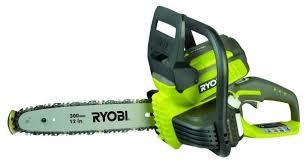Цепная электрическая <b>пила RYOBI</b> RCS36 — купить по выгодной ...