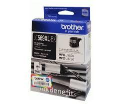 <b>Картридж Brother LC-569XLBK</b> black для Brother MFC-J3520 ...