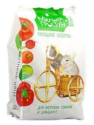"<b>Вака High Quality</b> ""Милый грызун"" овощное ассорти для ..."