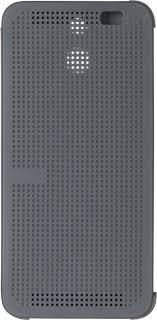 <b>Чехол</b>-<b>книжка HTC</b> M110 <b>Dot View</b> для One Ace black (черный ...