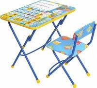 Детские парты и столы Ника — купить на Яндекс.Маркете