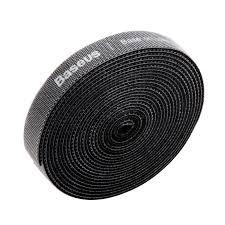 <b>BASEUS</b> Rainbow <b>Circle Velcro</b> Strap Reusable Cable Tie ...