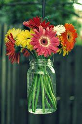 greys anatomy be yourself flower diy bouquets in hanging mason jars adore diy hanging mason