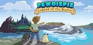 PewDiePie: <b>Legend</b> of Brofist - Apps on Google Play