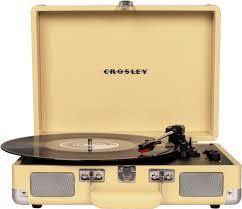 <b>Crosley Cruiser Deluxe</b> Fawn - Muziker UK