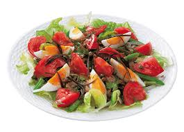 Tuna Salad with <b>Olive</b> Oil Kombu Dressing - Kikkoman Corporation