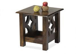 solid wood criss side table online shopping india saraf furniture sweet couch buy zina solidwood side table
