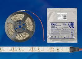 <b>Светодиодная влагозащищенная лента Uniel</b> (UL-00002250) 9 ...