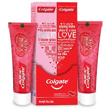 Зубная паста colgate dare to love с <b>сердечками</b>, 2 х 130 г — 4 ...