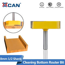 Mega Discount #1f285 - <b>XCAN Cleaning Bottom</b> Router Bit 8mm 1/2 ...